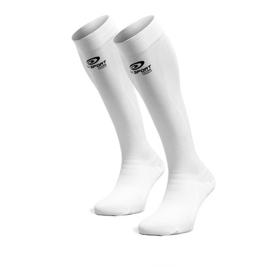 BV SPORT - PRORECUP ELITE EVO - Socks - white/black