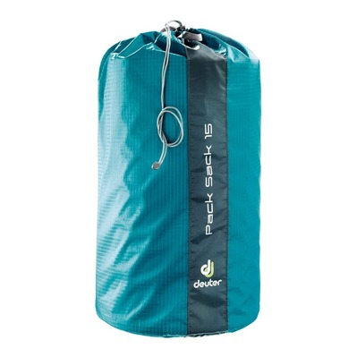 DEUTER - PACK SACK 15L - Bolsa oil blue