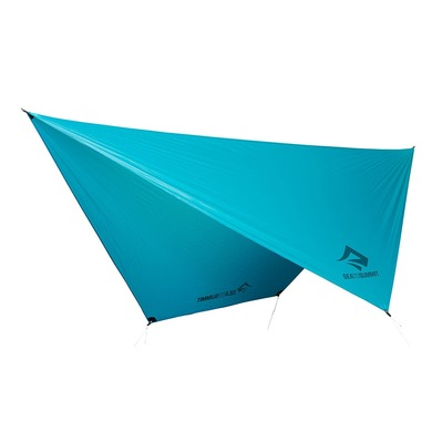 SEA TO SUMMIT - ULTRALIGHT 15D - Bâche hamac blue