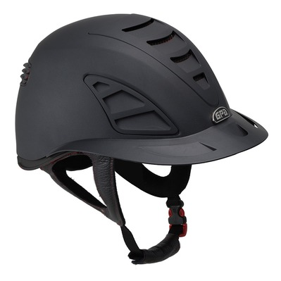 GPA - FIRST LADY - Riding Helmet - Women's - black/black