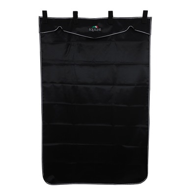 EQUILINE - WAVE LONG - Stall Drape - black