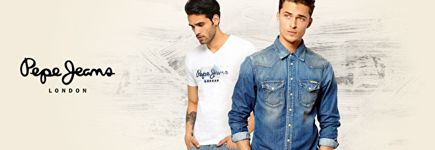 PEPE JEANS en vente flash chez PRIVATESPORTSHOP