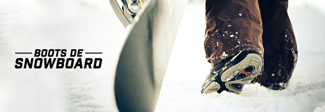 BOOTS DE SNOW en vente privée sur PRIVATESPORTSHOP