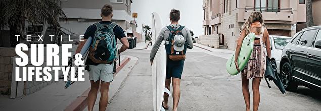 TEXTILE SURF & LIFESTYLE à prix discount sur PRIVATESPORTSHOP