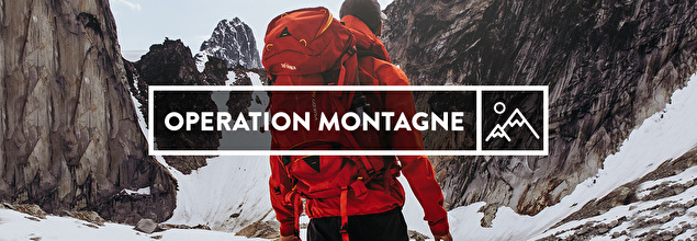 OPERATION MONTAGNE en vente privilège sur PRIVATESPORTSHOP