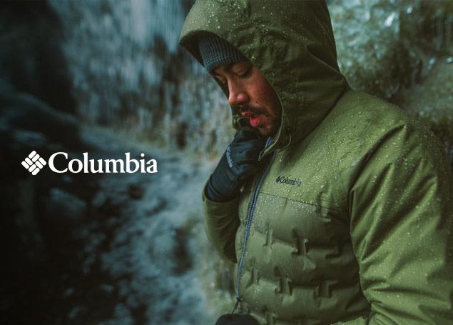 COLUMBIA en vente flash chez PRIVATESPORTSHOP