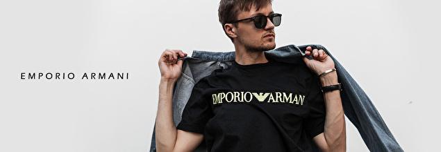 EMPORIO ARMANI pas cher sur PRIVATESPORTSHOP
